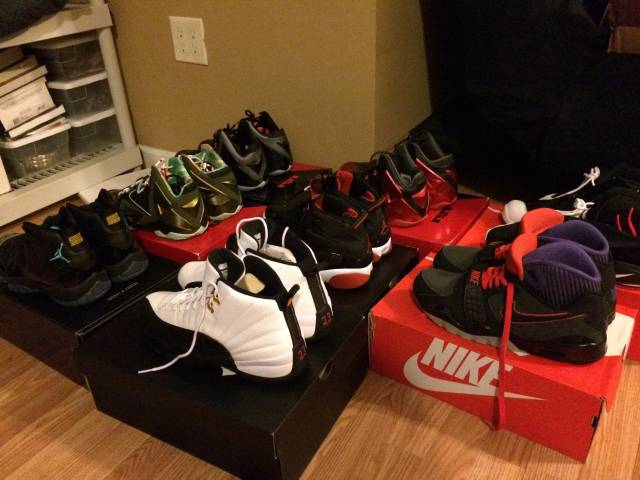 the gallery for gt joe johnson shoe collection