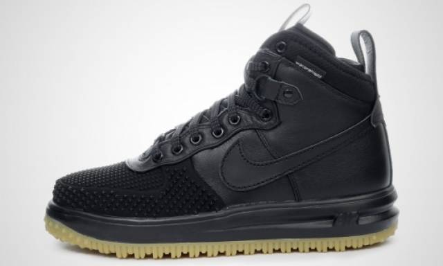 nike lunar 1 duck boot black kixify marketplace