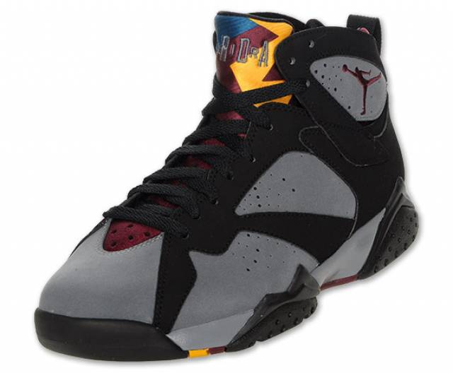 air jordan bordeaux 7 gs