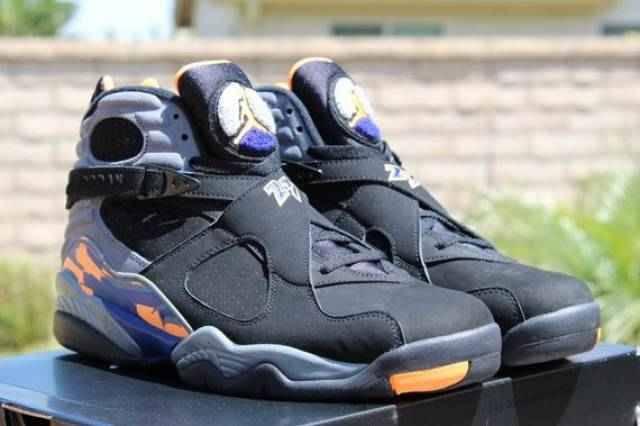 1ab0ffa98d8 Brand New  Jordan 8 Retro OG  Pheonix Suns  Size 9