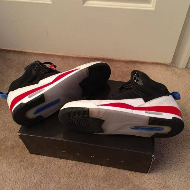online store 73a54 a5c5f Nike air jordan spizike infrared