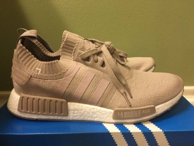 new products 7aefb 46498 adidas nmd french beige