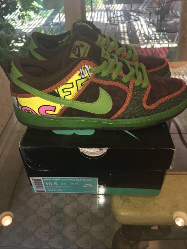 Nike Dunk Low 10,5