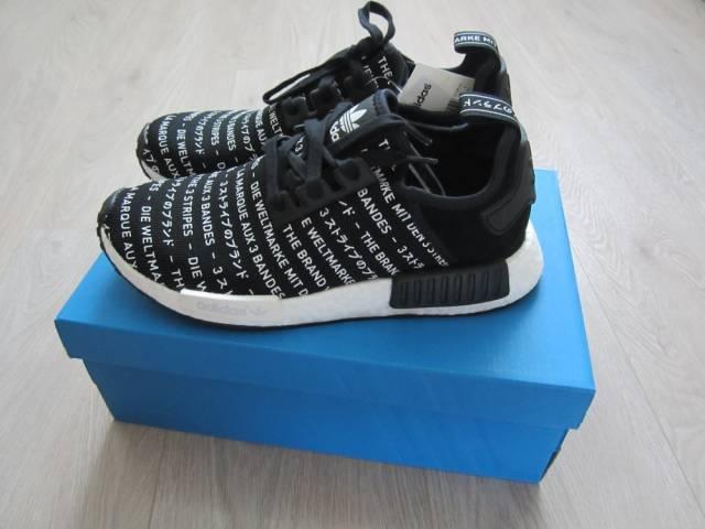 Adidas NMD R1 Prime Knit (PK) Original vs Fake