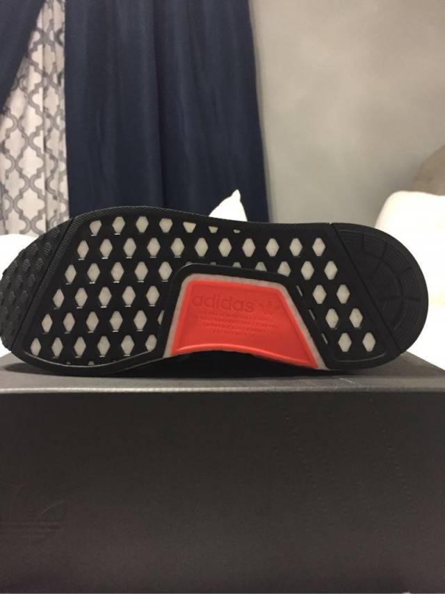 Adidas NMD R1 JD Sports Grey