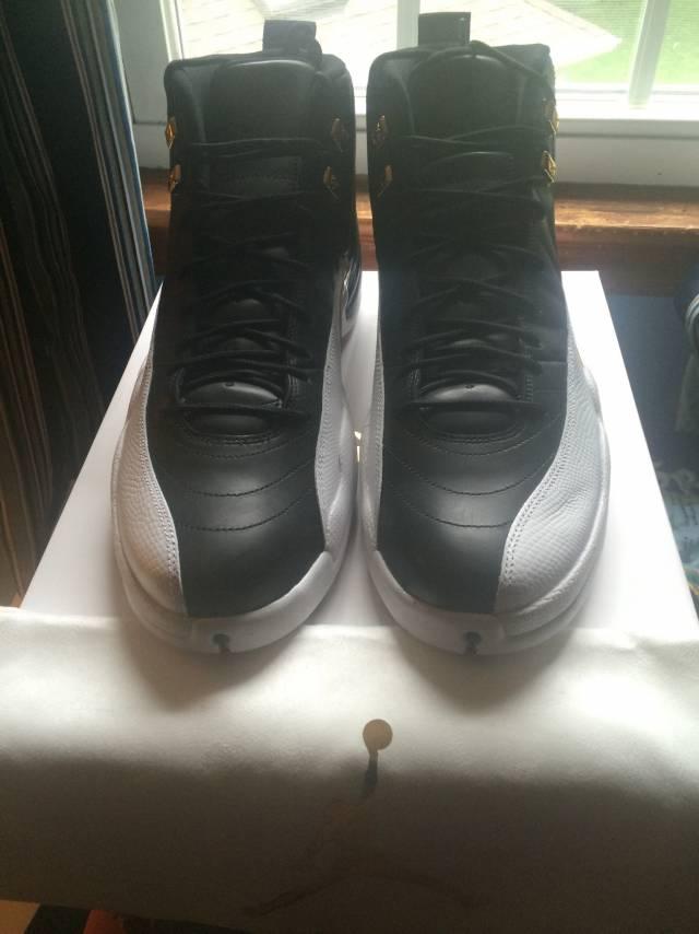 Retro Nike Air Jordan 12 \