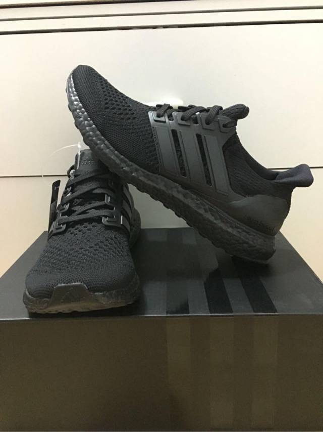 Adidas Ultra Impulso Ltd Pk Triple Nero Bb4677 Uomini Dimensioni 8Us Kixify
