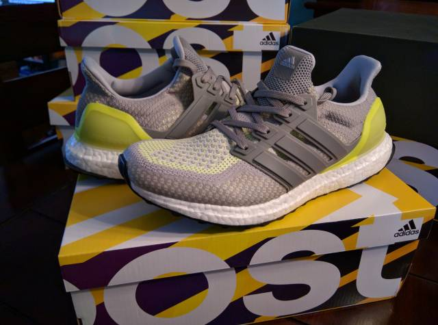 73aca119dcc19 Adidas Ultra boost ATR LTD Glow in the Dark