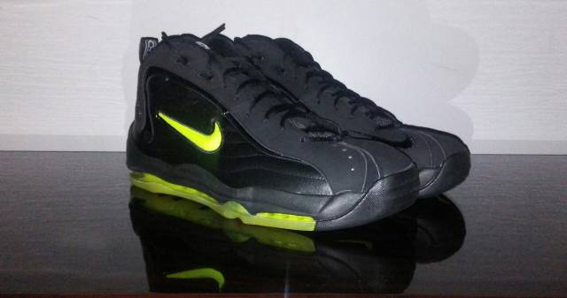 nike air max uptempo size 15