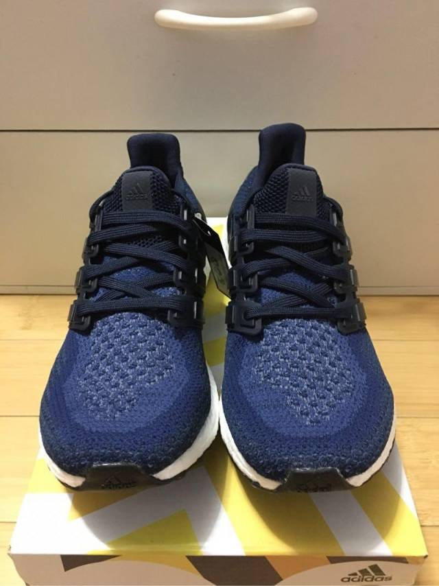 Adidas ultra boost 2.0 collegiate navy