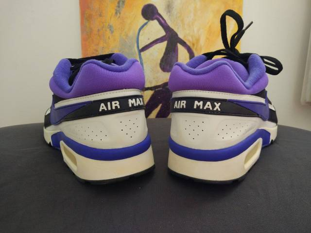 nike air max classic bw persian violet