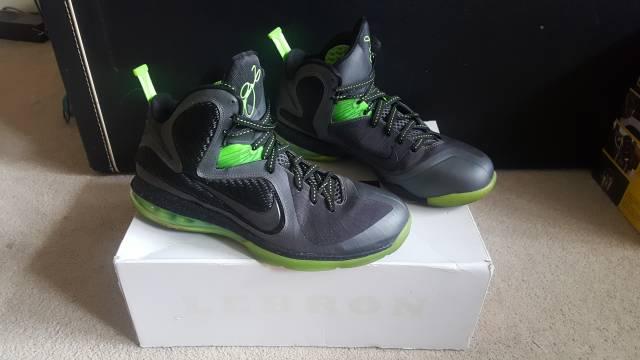 pretty nice 426c9 faa5e Nike Lebron IX 9 Dunkman size 12   Kixify Marketplace