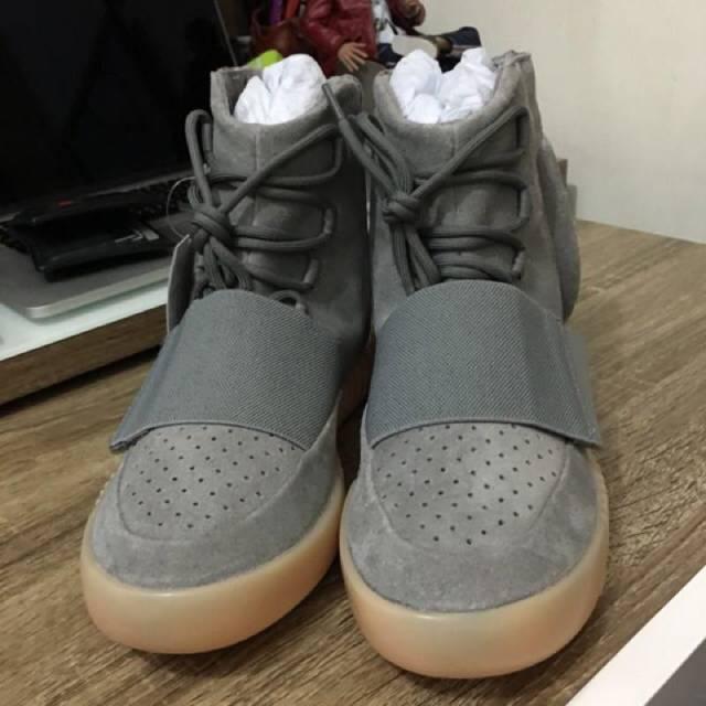 size 40 b3895 dafcc Adidas Yeezy Boost 750 Grey  Gum Brand New