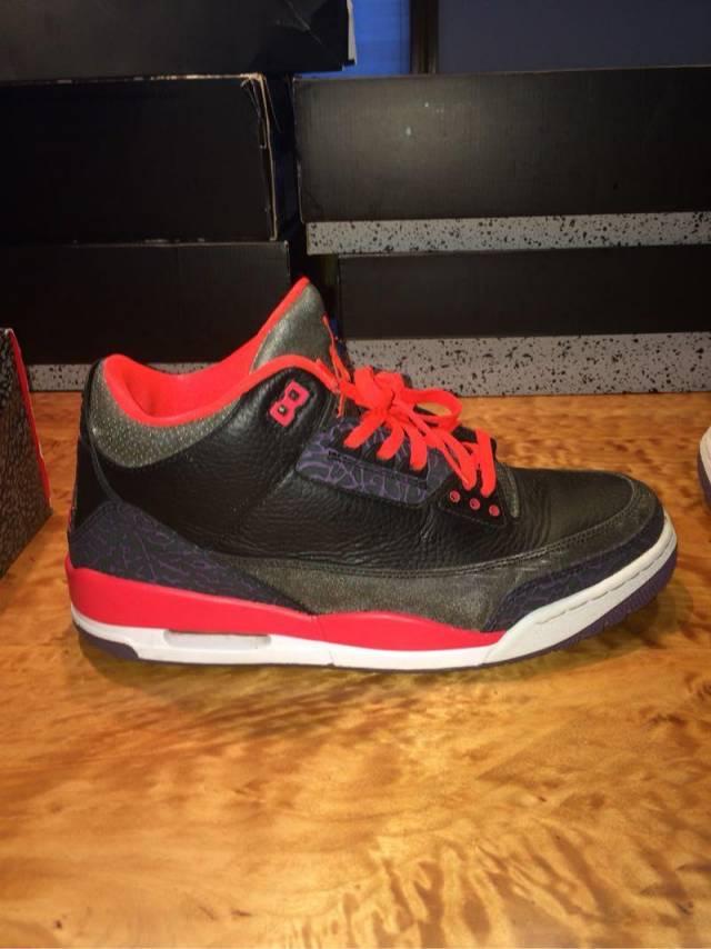 Jordan 3 Bright Crimson | Kixify Marketplace