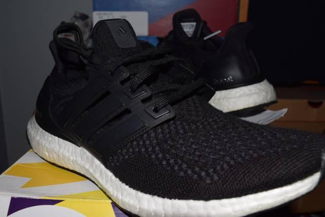 Rare Adidas Ultra Boost Black Wool S77511 Kixify