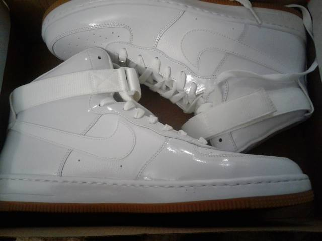 Womens Air Force 1 Ultra Force Mid White  cecbd9912f