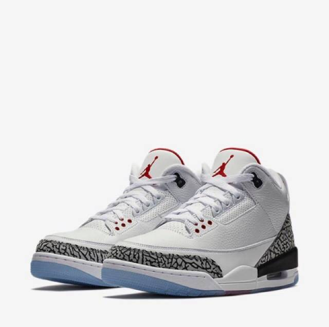 new product 4f4b0 625c0 Air Jordan 3 Free Throw Line