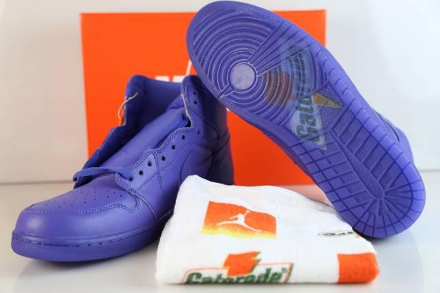 Air Jordan 1 Gatorade Rush Violet