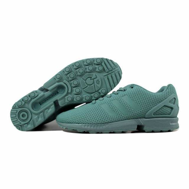 finest selection f2d79 b6804 ... canada adidas zx flux mint green bb2762 mens sz 11.5 b9474 904ec