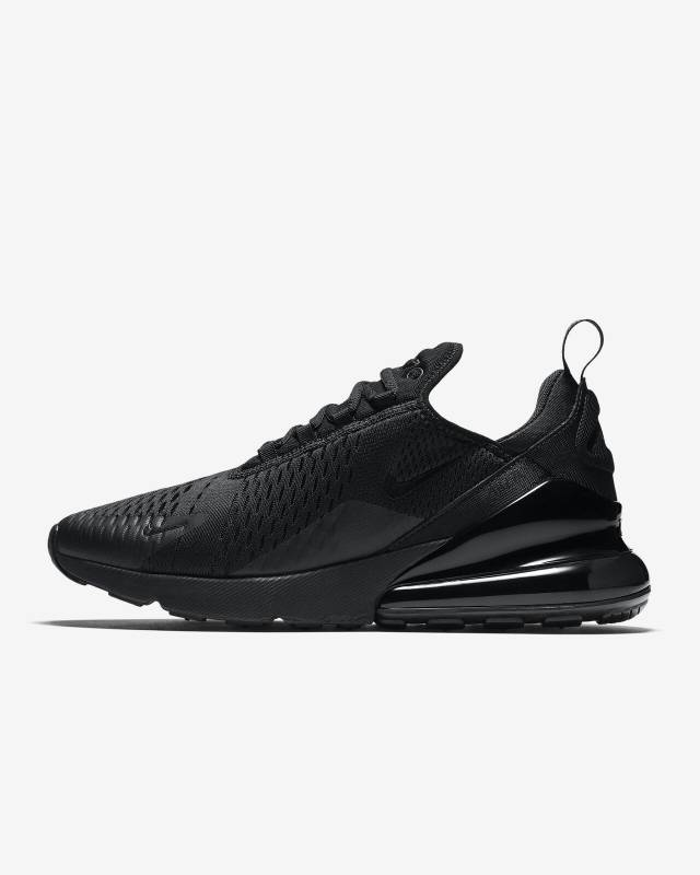 Nike Air Max 270 Triple Black AH8050 005 alle svarte  all black