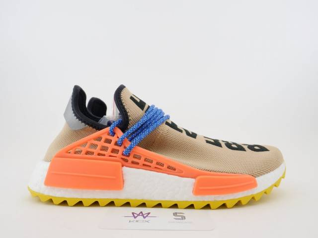 25bb6872e PW HUMAN RACE NMD TR SZ 9 PALE NUDE AC7361 NEW DS