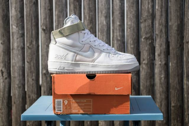 2002 Nike Air Force 1 Hi Lm 20th Anniversary 302347 10