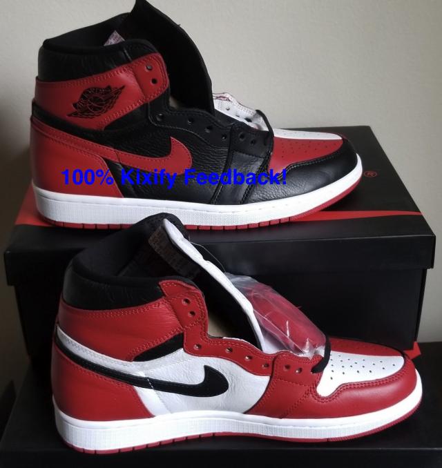 1b8e5c861d7 Air Jordan 1 Retro OG NRG Homage To Home Chicago Numbered