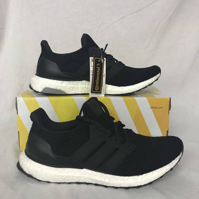 7c894c29dabee8 Adidas Men s Ultra Boost Ultraboost 4.0 Black BB6166