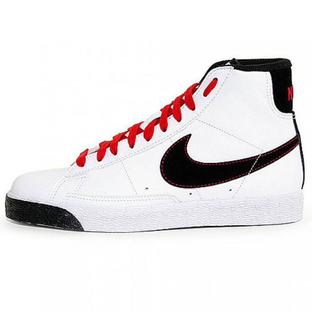 Nike Blazer Mid (gs) Big Kids 318705-104