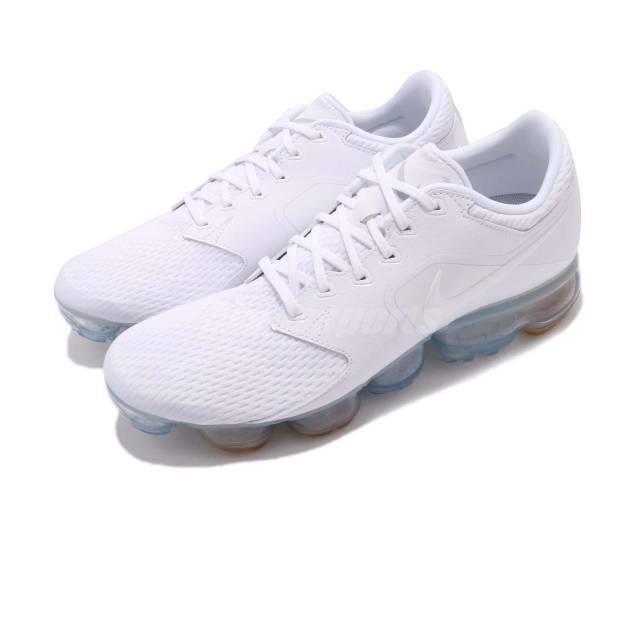 Nike Air Vapormax White Gum Mesh Max Men Running Shoes Sneakers AH9046101