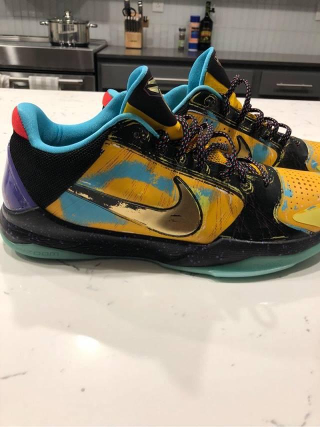 timeless design c8cf8 45ed5 Nike Zoom Kobe 5 Prelude - Finals MVP