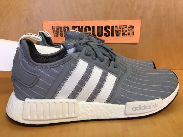 Adidas NMD R1 Bedwin Grey White The