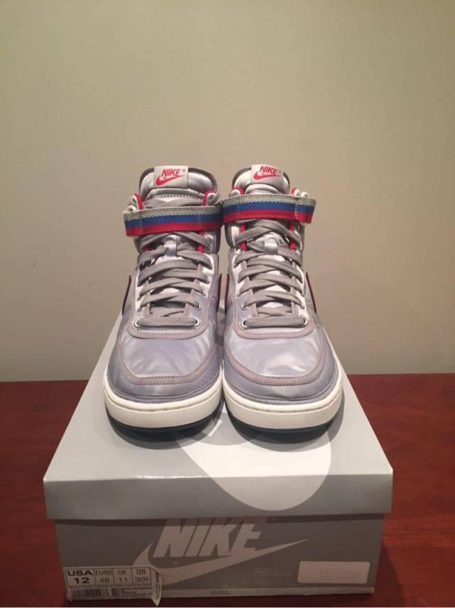 DS Nike vandals supreme size 12 og all