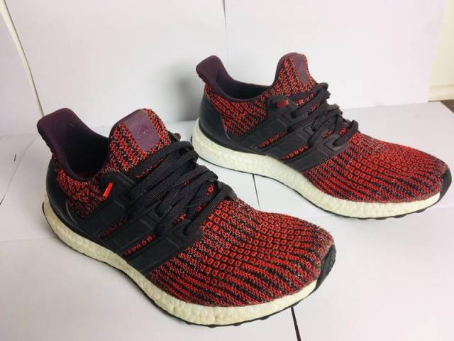 366bb611989 ... adidas ultra boost 4.0 noble red us size 8.5