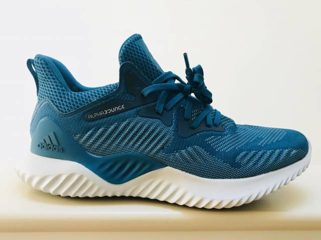 3f29ed8465bd4 Adidas Alphabounce Beyond - Real Teal Ash Grey