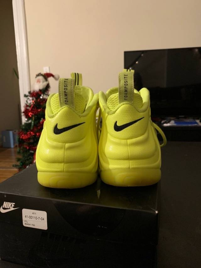 super popular 57ace 05765 Nike Air Foamposite Pro Volt