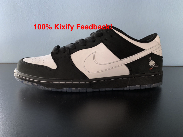 premium selection ce103 8bae4 Nike Sb Dunk Low Panda Pigeon