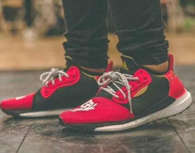 Alegre etiqueta bolígrafo  Adidas Pharrell Williams Solar hu glide Size 7-12 Men Shoes New EE8701 nmd  human | Europabio Marketplace