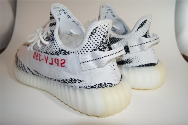 13db6a71565c0d Adidas Yeezy Boost 350 V2 Zebra  FREESHIPPING