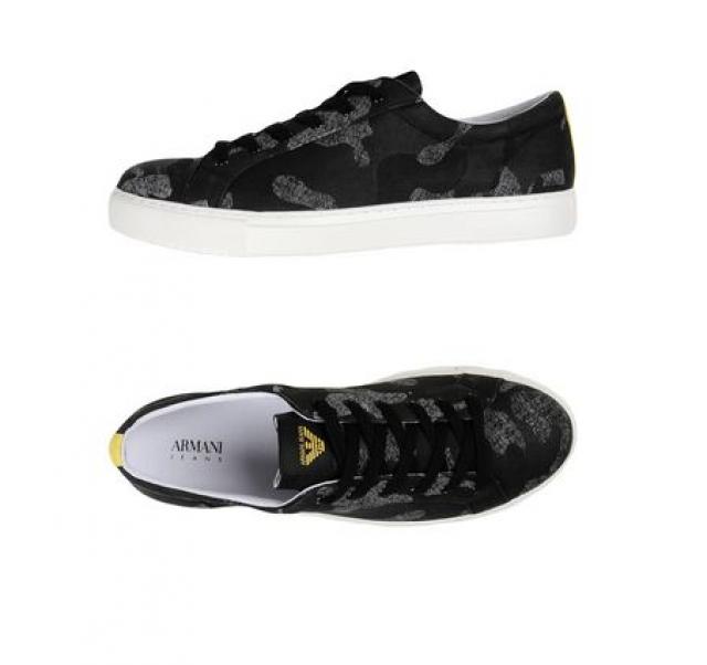 ec3be6ee859ba Armani Jeans Sneakers - Men Sneakers Online Size 11.5 | Kixify Marketplace