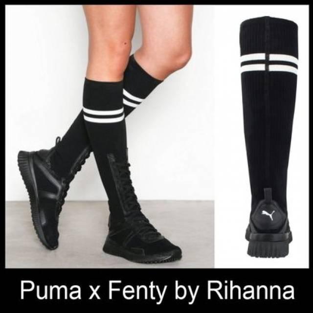 brand new 79708 7d92c Puma Fenty By Rihanna Hi Trainer