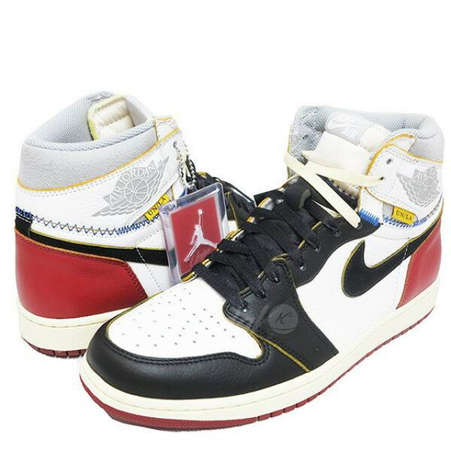 edff02200ef3 Air Jordan 1 x Union Varsity Red