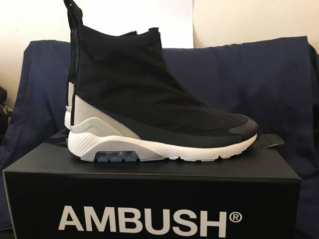Ambush X Nike Wmns Air Max 180 Black