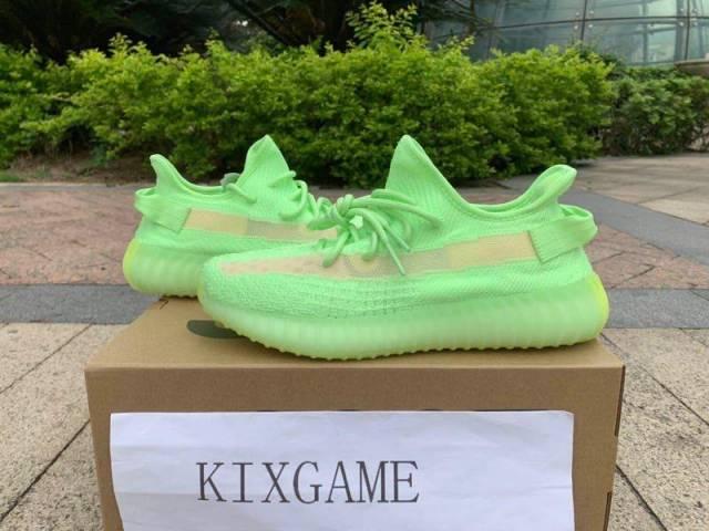 Adidas Yeezy Boost 350 V2 Glow Court Order