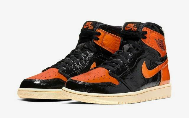 great deals 2017 quality products on feet at Air Jordan 1 High Og Shattered Backboard Men Sbb 3.0 Sz...