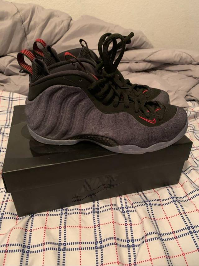 Nike Air Foamposite One Copper Black Metallic Copper 314996 ...
