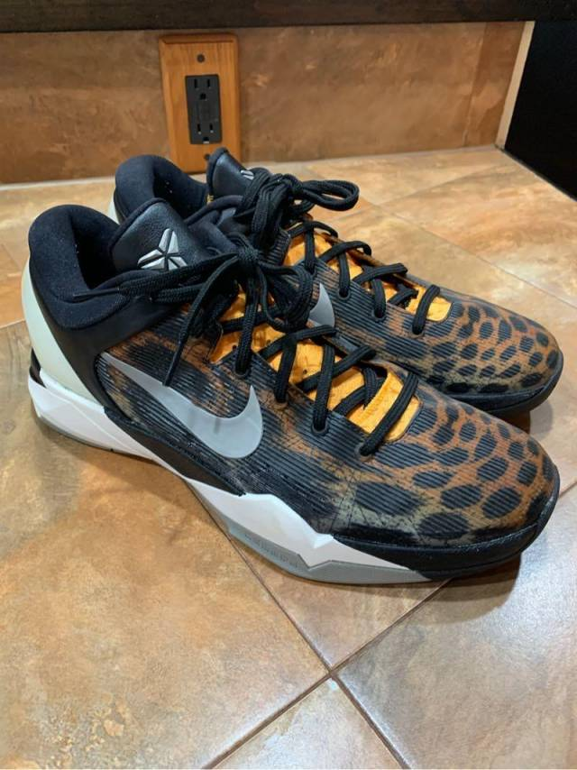 Nike Kobe 7 - Black Mamba