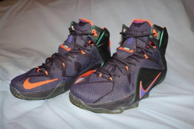 Nike LeBron 12 Instinct | Europabio