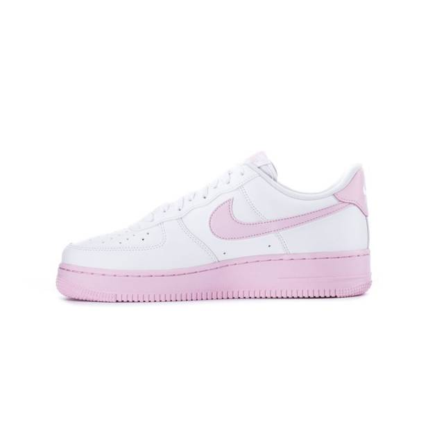 Nike Air Force 1 Low 07 (White/ Pink