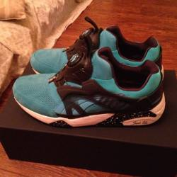 Lightly worn puma disc blaze c...